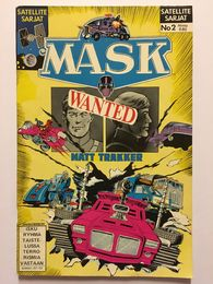 MASK Not 1-3 - 1987