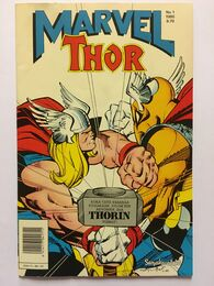 MARVEL No 1 - 1990