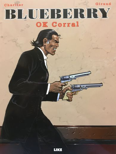 BLUEBERRY 20 - OK Corral
